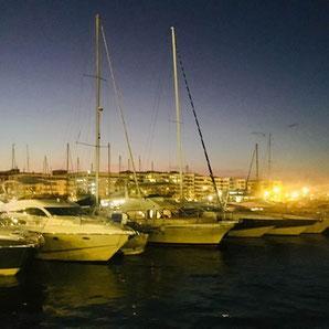 Yachting in Ibiza