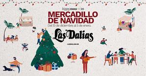 Weihnachtsmarkt in Las Dalias