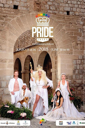 Gay Pride 2018 in Ibiza