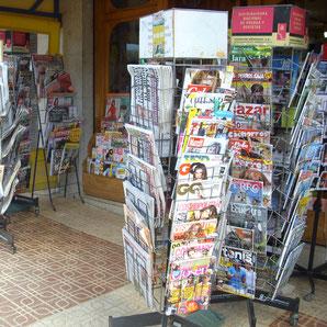 Internationale Presse und Bücher auf Ibiza kaufen