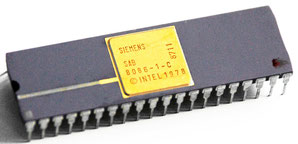 Siemens SAB 8086-1-C Side View