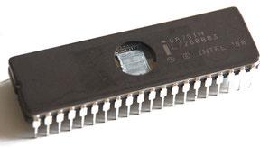 Intel D8751H Side View