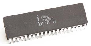 Intel D8088 Side View