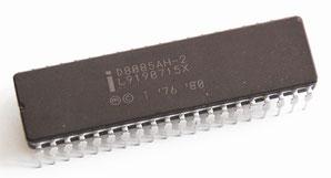 Intel D8085AH-2 Side View