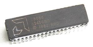 AMD D8088 Side View