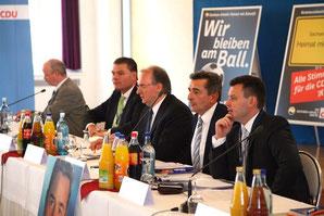 15. Landesausschuss der CDU - Klick!