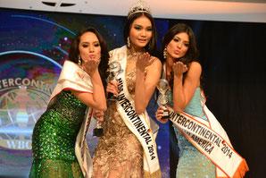 Wahl zur Miss Intercontinental 2014 - Klick!