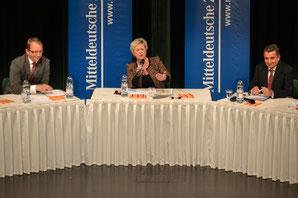 Talk der Landratskandidaten - Klick!