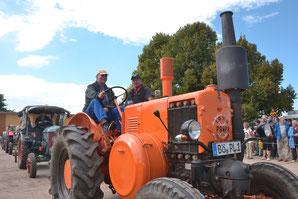Erntefest Strenzfeld 2014 - Klick!