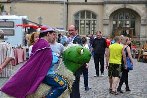 Schlossbergfest Bernburg - Klick!