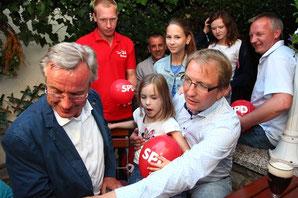 Landratswahl Salzlandkreis - Klick hier!