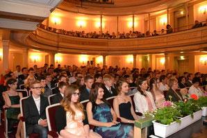 Jugendweihe Theater Bernburg - Klick!