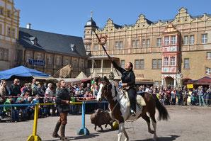 Mittelaltermarkt Bernburg - Klick!