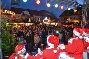 Bilder Heele-Christ Markt Bernburg - Klick!