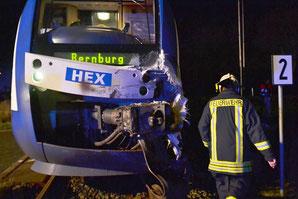 Unfall HEX bei Könnern - Klick!
