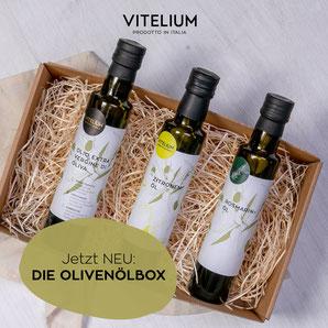 Vitelium Olivenöl Geschenk