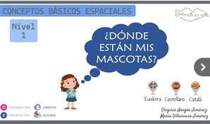 CONCEPTOS BÁSICOS ESPACIALES