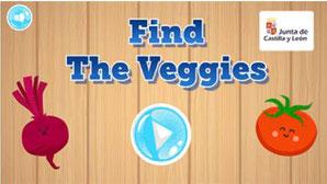 Find The Veggies