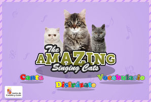 The AMAZING Singing Cats