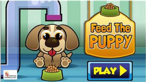 Feed the PUPPY