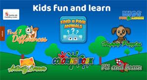 KIDS FUN AND LEARN