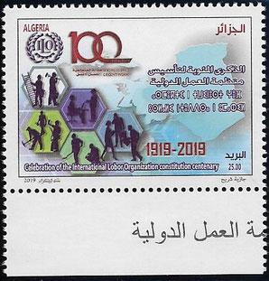 Algerien Intrnational Labour Organization ILO Vereinte Nationen
