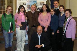 Projekt change in bekommt Bürgerkulturpreis 2005 - Foto: Freiwilligen-Zentrum Augsburg