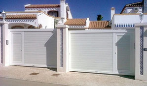 corredera panel sandwich alicante