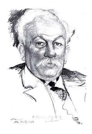 Henri Rochat Golay (1866 - 1954), marchand de fromages et député