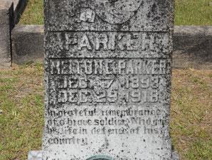 Tombe de Melton -Melton's grave - FindaGrave.com
