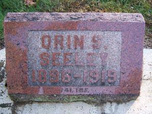 Tombe de Orin - Orin's grave - FindaGrave.com