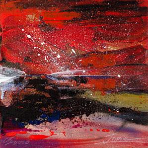 #Eitempera #Jopie #Bopp #Element #Erde #abstrakt #Abstraktemalerei