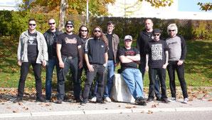 2012 Heavy Metal Raclette'n'roll CZ Mini Tour