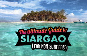 The ultimate Guide to Siargao for Non Surfers