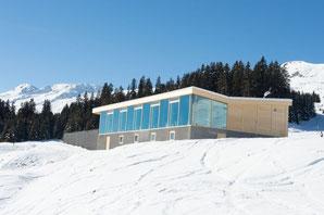 Bergrestaurant Triel Obersaxen Mundaun Lumnezia