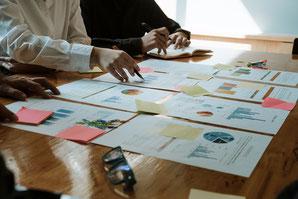 中期経営計画・戦略マップを活用した経営コンサルティング