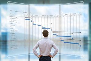 中小企業のPDCAを進めるガントチャート式経営計画
