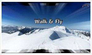Walk&Fly am Falzer Berg