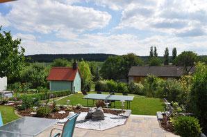 Ferienwohnung Franken Steigerwald, Vestenbergsgreuth in Mittelfranken
