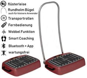 Galileo Vibrationsplatte S 35, Preis, Vertrieb, Test, Meinungen: www.kaiserpower.com