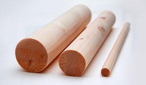 Wooden rods in Barcelona