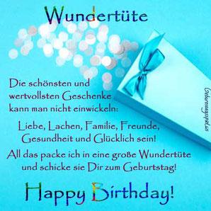 Freundin für birthday happy text beste Schöner Geburtstagstext