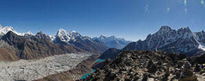 Trekking in Nepal - Panorama-Wege am Mt. Everest