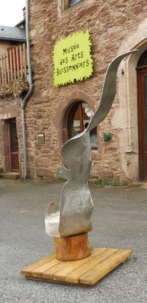 L'ENVOL (sculpture)