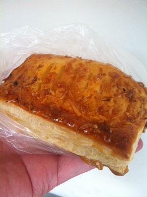 クリームチーズパイ、、、