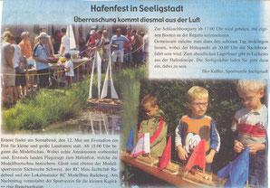 Bild: Seeligstadt 2007