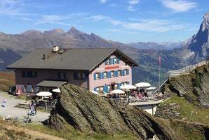 Restaurant Grindelwaldblick, Grindelwald