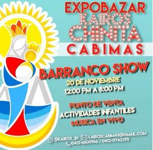 ExpoBazar Kairos - Chinita / Cabimas