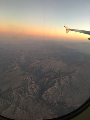 Irgendwo beim Grand Canyon