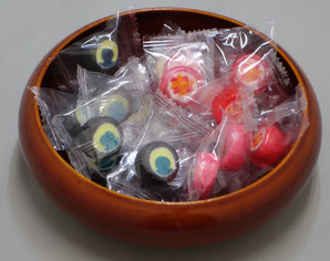 道の駅・販売店様のオリジナルお菓子の例